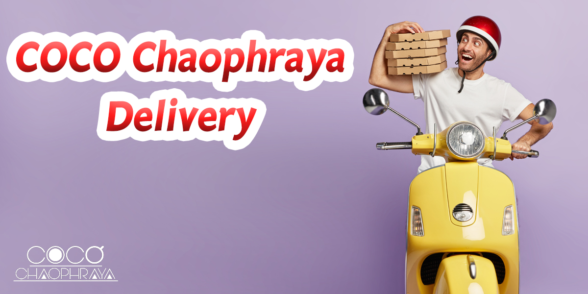 COCO Chaophraya Delivery